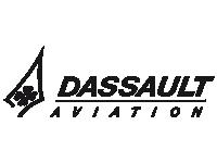 Logo Dassault Aviation - Site de la Fondation Armée de l'Air